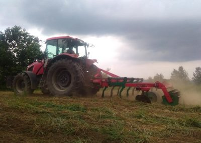 prace rolnicze Tarnów