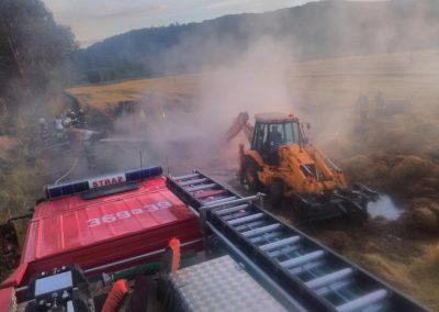 prace maszyn rolniczych
