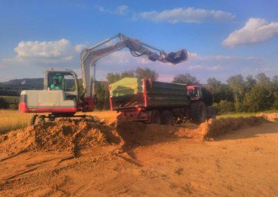 prace ziemne Tarnów